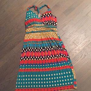 Summer Dress, racer back, sleeveless, jersey,